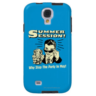 Summer Session: Why Stop the Party Galaxy S4 Case