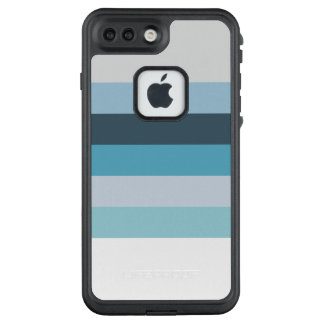 Summer Shades of Blue LifeProof FRĒ iPhone 7 Plus Case