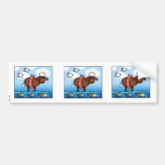summer sheep scrapbook stickers
