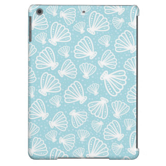 Summer Shell Pattern iPad Air Cases