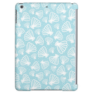 Summer Shell Pattern Case For iPad Air