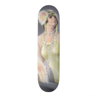 Summer Siren Skateboard