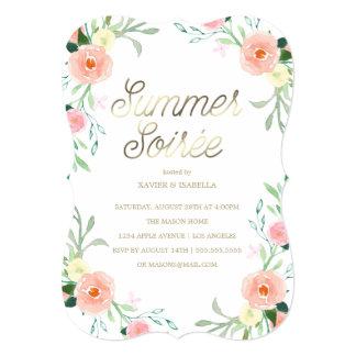 Summer Soirée | Summer Party Invitation