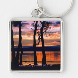 Summer Solace Keychain