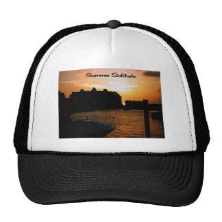 Summer Solitude Trucker Hat