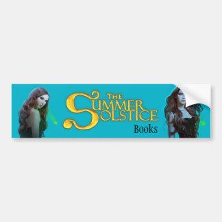 Summer Solstice Bumper Sticker Car Bumper Sticker