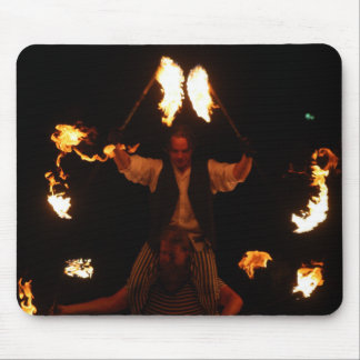 Summer Solstice Fun Mouse Pad Mouse Pads
