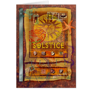 Summer Solstice Greeting Cards