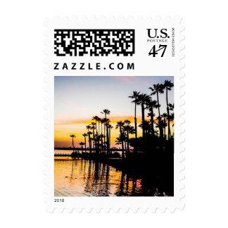 Summer Solstice in California Stamp
