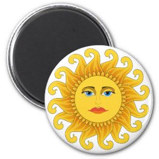 summer solstice fridge magnets