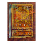 Summer Solstice Poster
