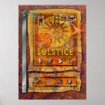 Summer Solstice Print
