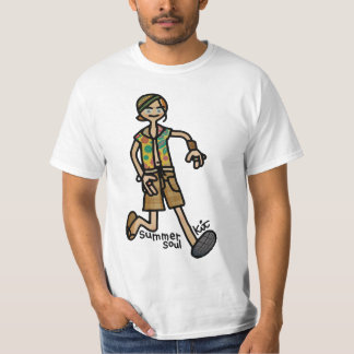 summer soul shirt. T-Shirt