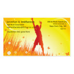 Summer Spirit Double-Sided Standard Business Cards (Pack Of 100)