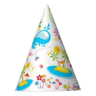 Summer Splash Party Hat