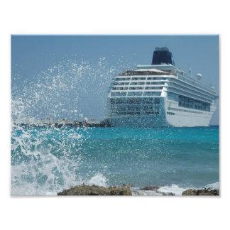 Summer Splash Photo Print