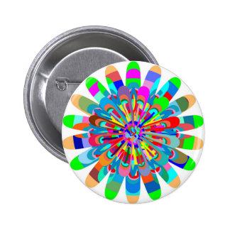 Summer Spring Festival Paint Splash Pins