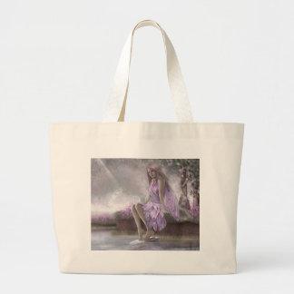 Summer Spring Large Tote Bag