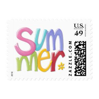 Summer Stamp