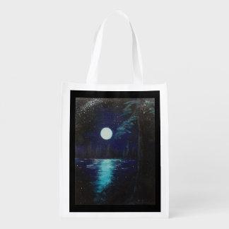 Summer Stardust by Dani Ellis Tote Bag Market Tote