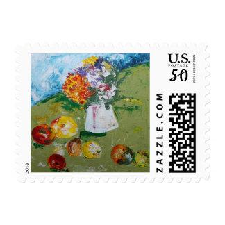 Summer Still-Life Poststamp Postage