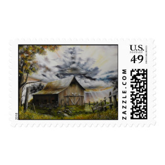 Summer Storm US Stamp