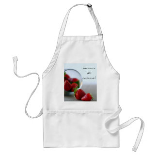 Summer Strawberry Collection Adult Apron