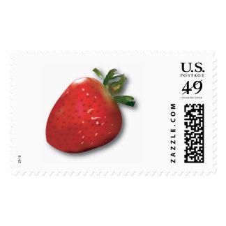 Summer Strawberry (Large) Postage