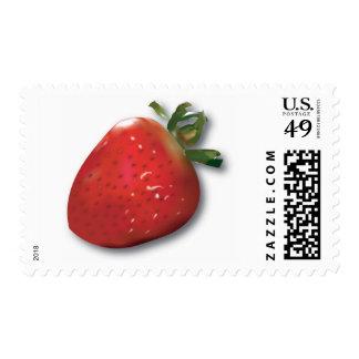 Summer Strawberry (Medium) Stamps