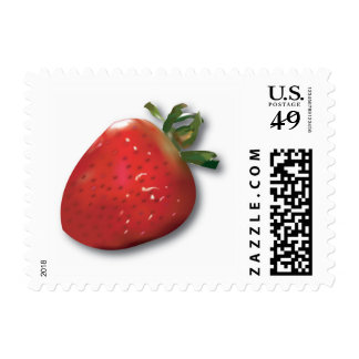 Summer Strawberry (Small) Stamps