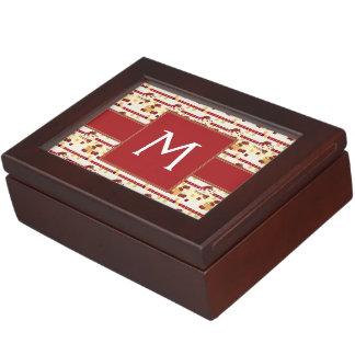 Summer Strawberry Sweet Treats Pattern - Initial Memory Box