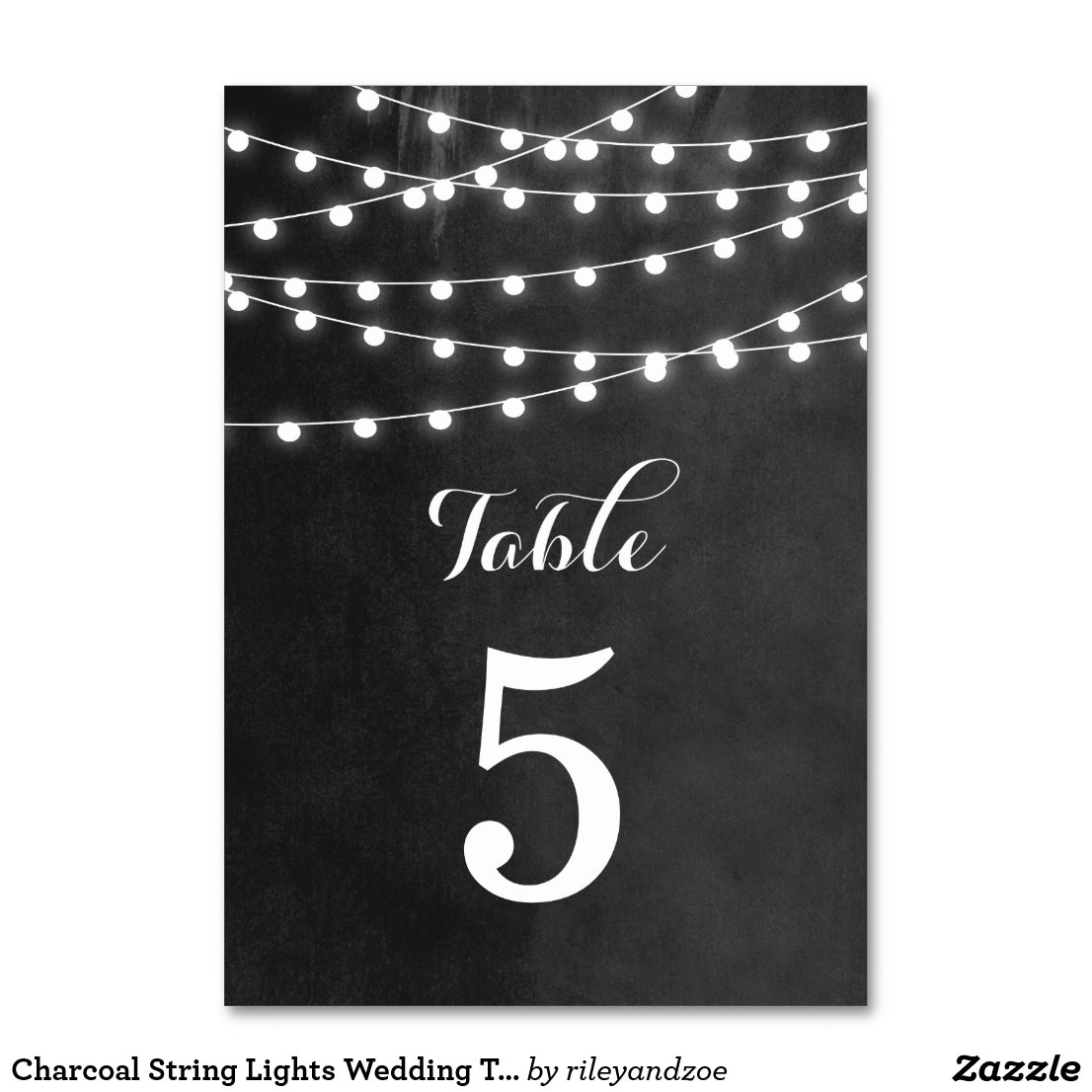 This customizable damask sides table numbers gray white table