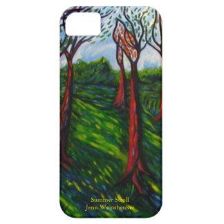 Summer Stroll IPHONE  IPADCASE iPhone SE/5/5s Case