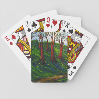 Summer Stroll PLAYING CARDS