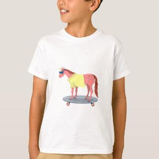 Summer Stroll Unicorn T-Shirt
