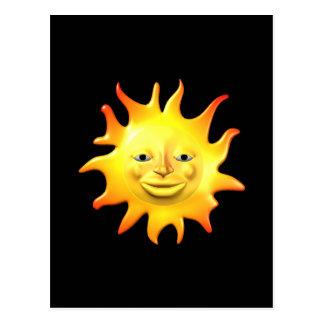 Summer Sun 2 Postcard