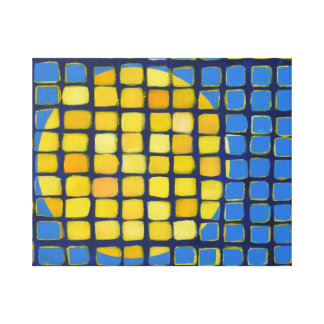 Summer Sun Canvas Reproduction Stretched Canvas Prints