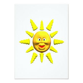 Summer Sun Card
