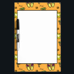 """Summer Sun Dry Erase Board<br><div class=""""desc"""">Summer Dry Erase boards for list making,  brainstorming,  to-do&#39;s,  appointment and reminders. Keep organized in style with these custom dry-erase boards for kids or adults. Great for home,  office and school,  dry erase boards are useful every day or for gifts for back-to-school,  holidays,  birthdays,  weddings and other occasions.</div>"""