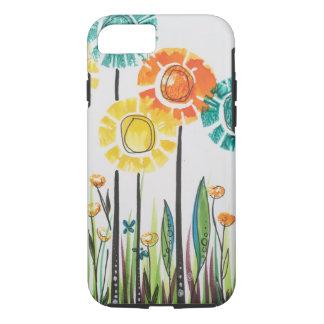Summer Sun Flowers iPhone 7 Case