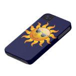 Summer Sun funny iPhone 4/4S Case iPhone 4 Case-Mate Cases