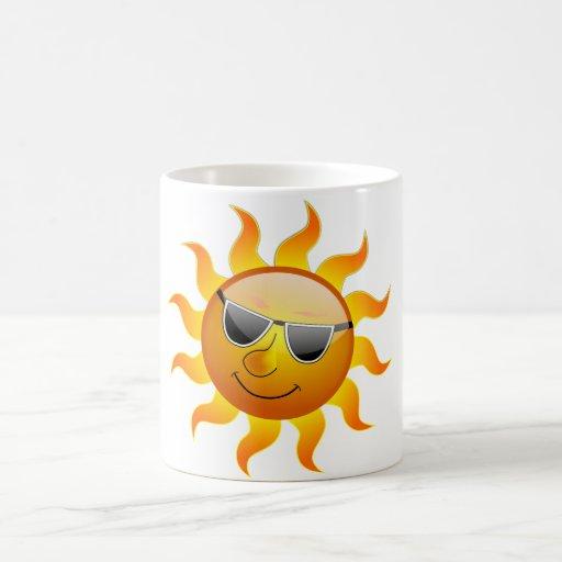 Summer Sun funny Mug