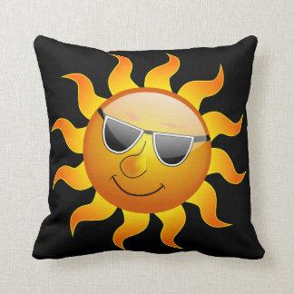 Summer Sun funny Pillows