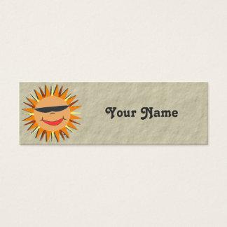 Summer Sun Gift Enclosure Card