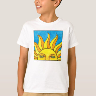 Summer Sun Kids T-Shirt