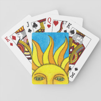 Summer Sun Playing Cards
