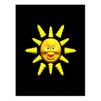 Summer Sun Postcard