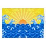 Summer Sun Summer Waves Cards
