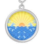 Summer Sun Summer Waves Necklaces