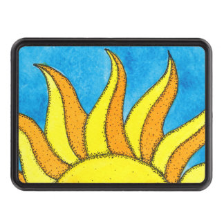 Summer Sun Trailor Hitch Trailer Hitch Covers